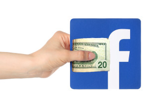 Purchasing facebook likes